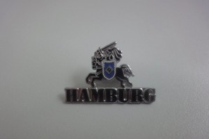 Hamburg Ritter Anstecker