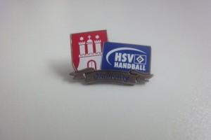 Hamburg Stadtwappen + HSV Handball