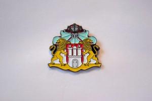 Hamburg Wappen Löwen