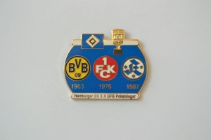 Hamburger SV 3x Pokalsieger