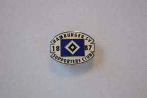 Hamburger SV Supporters Club 1987 weiß