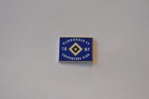 Hamburger Supporters SV Club 1887 Blau