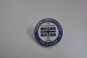 Horst Hrubesch beim HSV