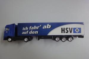 Ich fahr ab auf den HSV