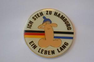 Ich steh zu Hamburg ein Leben lang