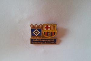 Jubiläumsspiel 2012 HSV-FC Barcelona