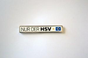 Nur der HSV mit Raute