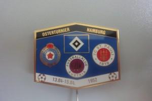 Osterturnier Hamburg 1952 blau