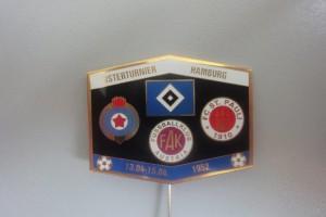 Osterturnier Hamburg 1952 schwarz