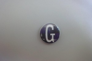 SC Germania Button