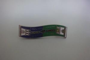 Schal - Fanfreundschaft HSV und Hannover 96