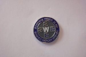 Schwarz weiß blau - Scheiß Werder Bremen