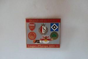 Standard Lüttich Europa League 2009-2010