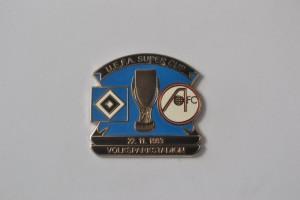 Supercup 1983 HSV-FC Aberdeen