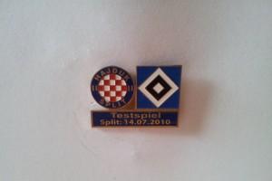 Testspiel 2010 Hajduk Split-HSV