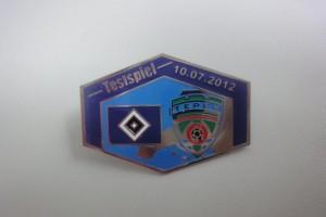 Testspiel 2012 HSV - Terek Grosny