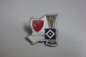 UEFA Cup 1975-1976 2. Runde Roter Stern Belgrad - HSV