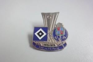 UEFA Cup 1975-1976 Achtelfinale HSV - FC Porto