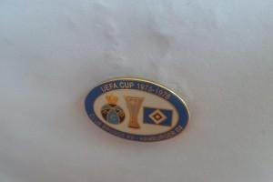 UEFA Cup 1975-1976 Club Brügge KV - HSV