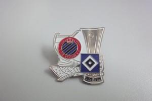 UEFA Cup 1975-1976 Halbfinale FC Brügge - HSV