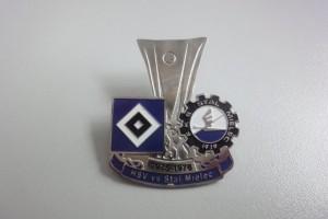 UEFA Cup 1975-1976 Viertelfinale HSV - Stal Mielec