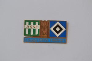 UEFA Cup 1980-1981 AS Saint Etienne-HSV hellblau