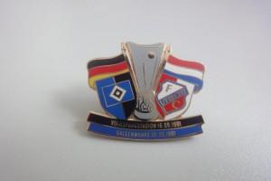 UEFA Cup 1981-1982 1. Runde HSV - FC Utrecht