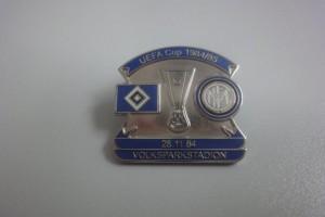 UEFA Cup 1984-1985 HSV - Inter Mailand