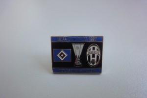UEFA Cup 1989-1990 Viertelfinale HSV - Juventus Turin