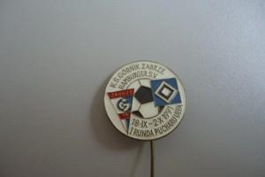 UEFA Cup 1991-1992 1. Runde Gornik Zabrze - HSV