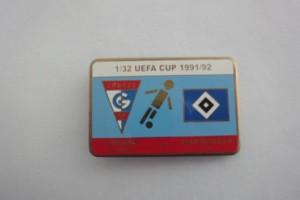 UEFA Cup 1991-1992 Gornik Zabrze-HSV