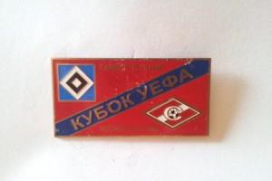 UEFA Cup 1996-1997 HSV-Spartak Moskau