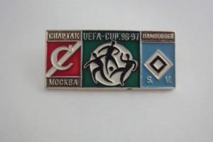 UEFA Cup 1996-1997 Spartak Moskau-HSV (2)