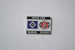 UEFA Cup 2003-2004 HSV-Dnipro Dnipropetrovsk