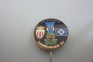 UEFA Cup 2005-2006 AS Monaco-Hamburger SV