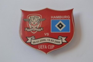 UEFA Cup 2005-2006 Rapid Bukarest-HSV