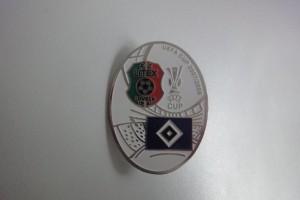 UEFA Cup 2007-2008 1. Runde Litex Lovetsch - HSV