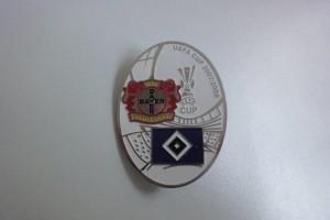 UEFA Cup 2007-2008 Achtelfinale Bayer Leverkusen - HSV