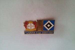 UEFA Cup 2007-2008 Bayer Leverkusen-HSV