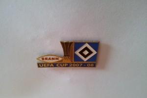UEFA Cup 2007-2008 Brann Bergen-HSV