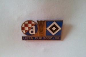 UEFA Cup 2007-2008 Dynamo Zagreb-HSV