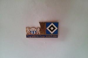 UEFA Cup 2007-2008 FC Zürich-HSV