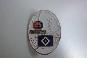 UEFA Cup 2007-2008 Gruppenphase Stade Rennes - HSV