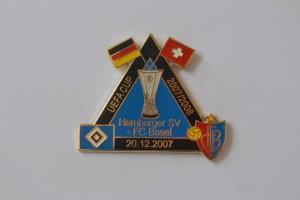 UEFA Cup 2007-2008 HSV-FC Basel