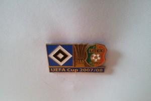 UEFA Cup 2007-2008 HSV-Litex Lovech