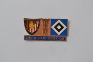 UEFA Cup 2007-2008 Honved Budapest-HSV