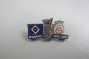UEFA Cup 2008-2009 Achtelfinale HSV - Galatasaray Istanbul