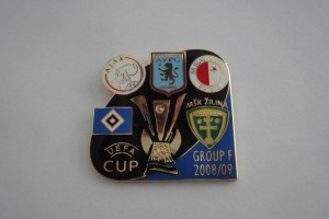UEFA Cup 2008-2009 Gruppe F