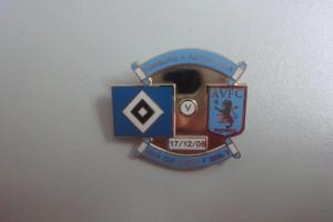 UEFA Cup 2008-2009 Gruppenphase HSV - Aston Villa