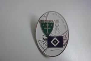 UEFA Cup 2008-2009 Gruppenphase MSK Zilina - HSV